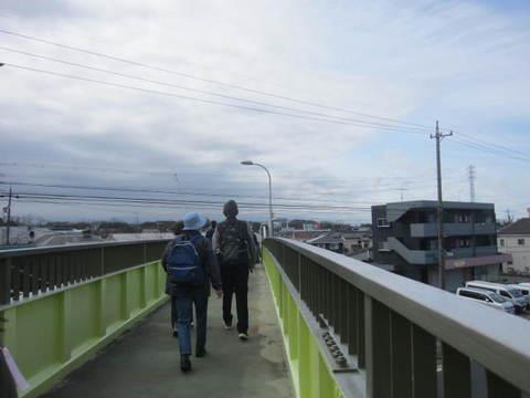 ウオーキング・陸橋.JPG