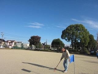 ゴルフ日和.JPG
