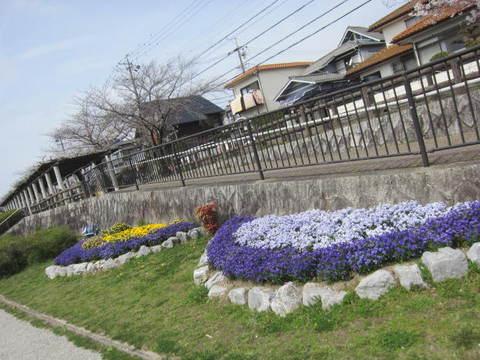 城山花壇・1.JPG