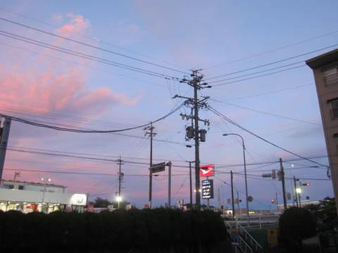 夕焼け・3.JPG