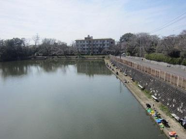 東谷山・釣り池.JPG