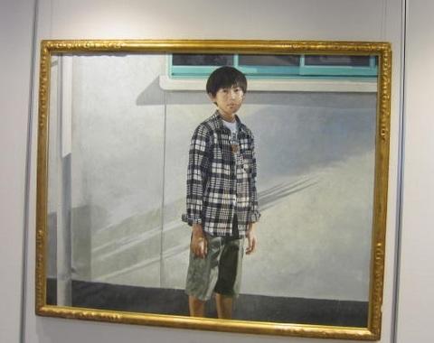 絵画・少年.JPG