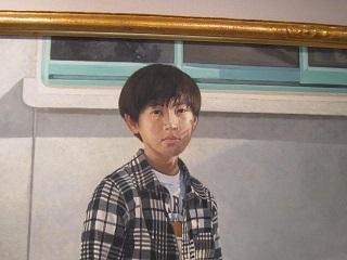 絵画・少年1.JPG
