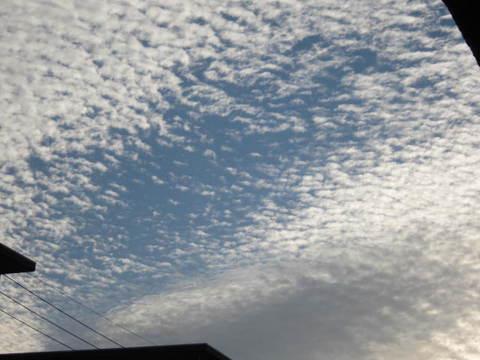 雨後の空・南.JPG