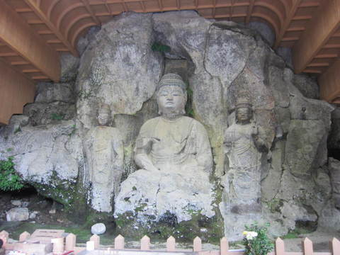 3-3・石仏(国宝).JPG