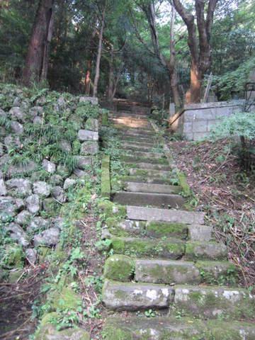 3-7・富貴寺石段.JPG